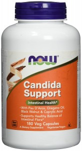 Candida Support 180kps - ważny do 03.2019