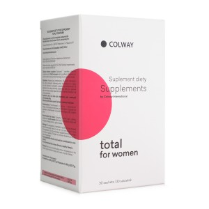 Witaminy Total for Women